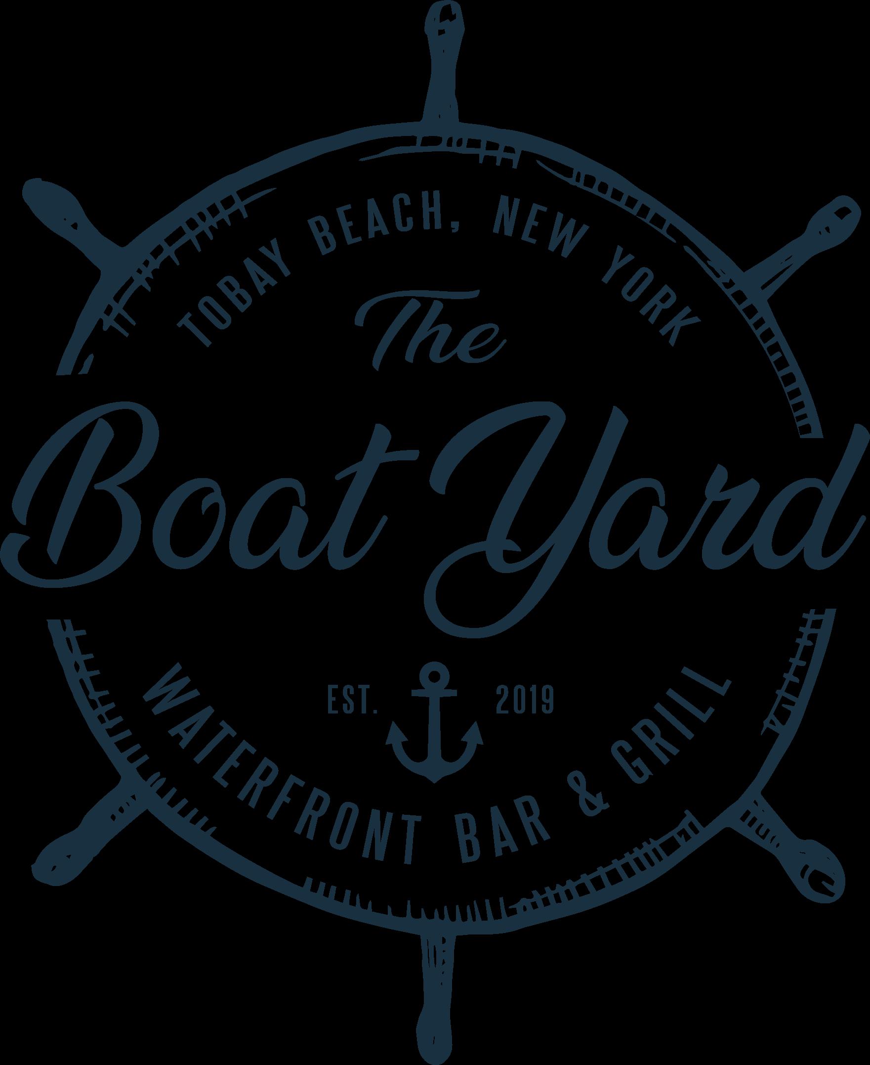 Boat Yard Logo